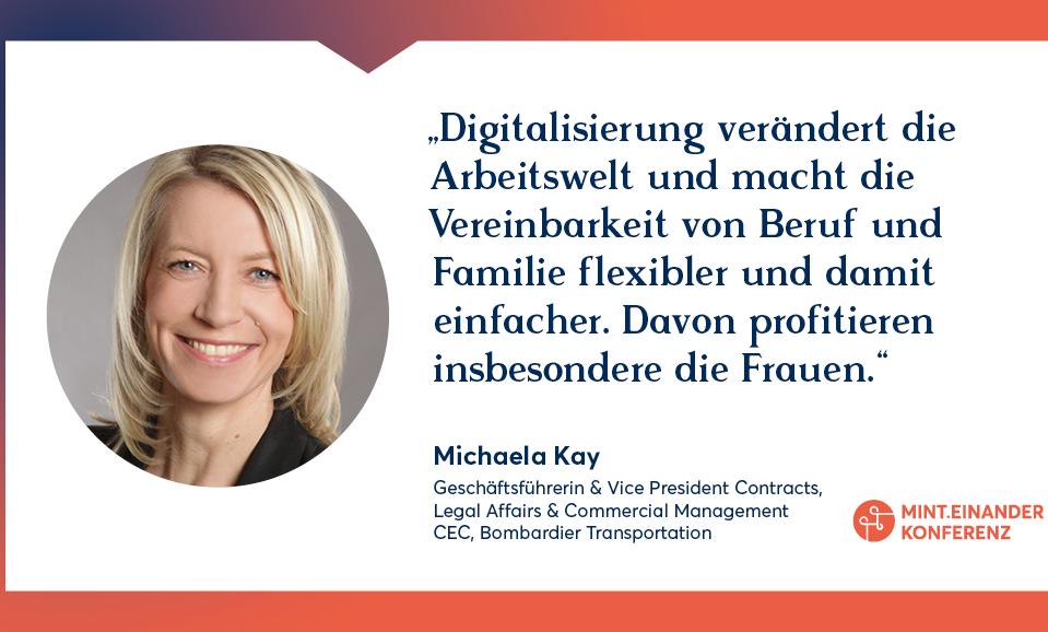 Digitalisierung als Chance für flexible Vereinbarkeit von Beruf und Familie